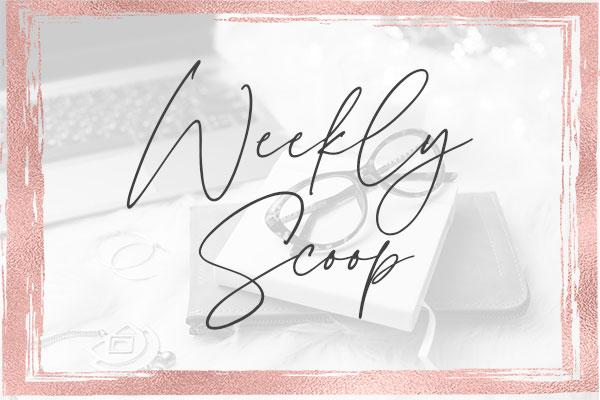 Candle Scoop Weekly Scoop