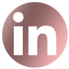 Candle Scoop LinkedIn Icon