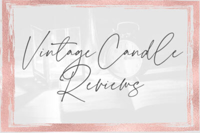 Vintage Candle Reviews by Candle Scoop
